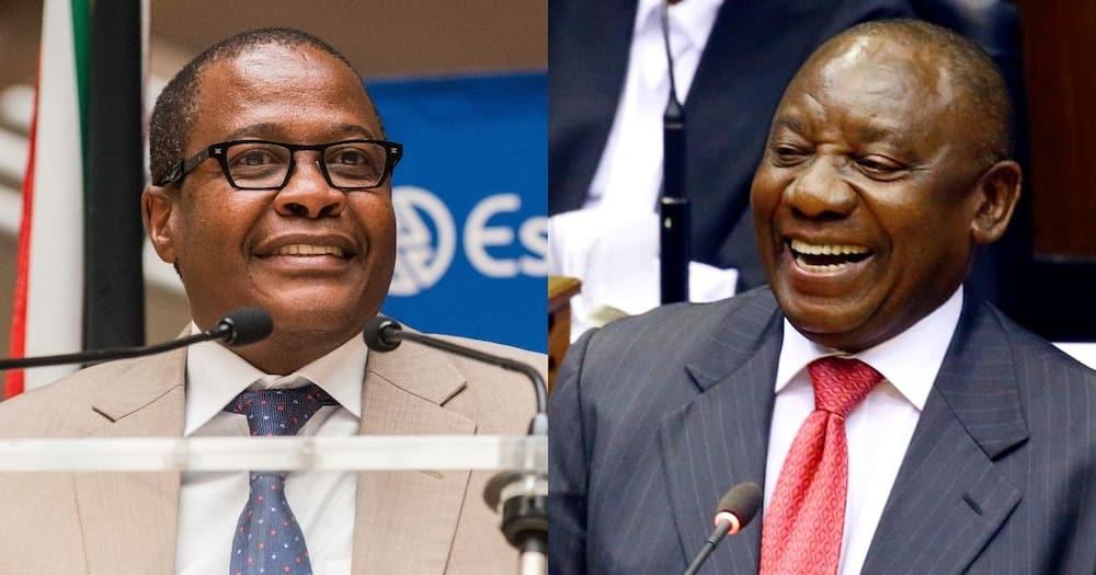 Brian Molefe, accuses Ramaphosa, Zondo says not ignored