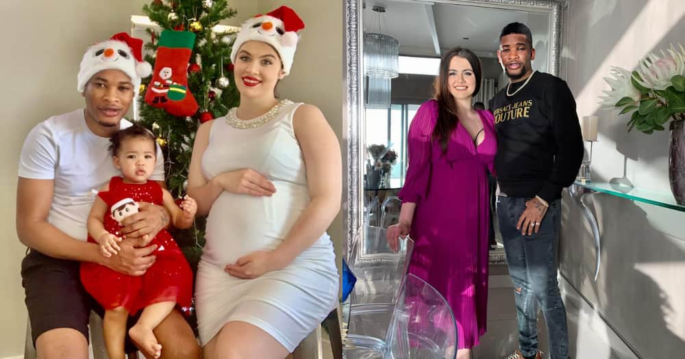 Rainbow family wished the rainbow nation a very Merry Christmas