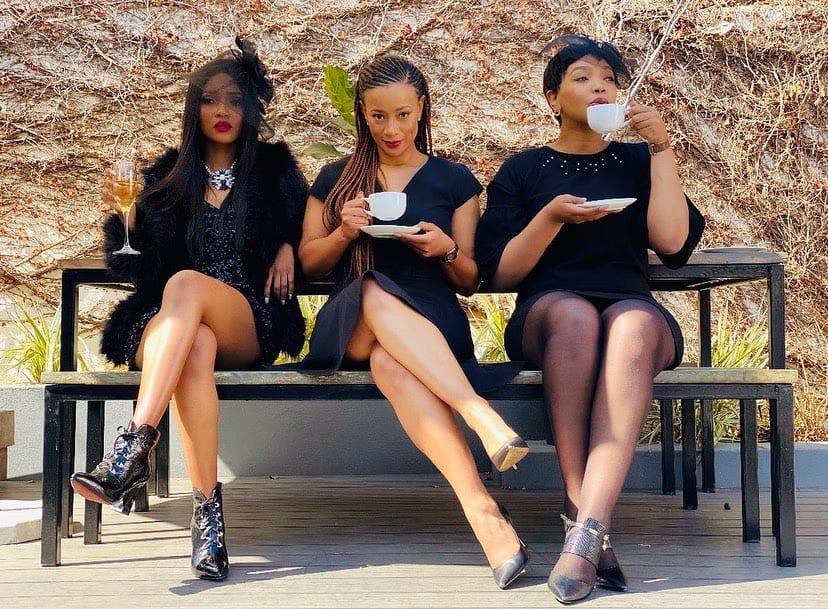 Mzansi Magic Unmarried cast