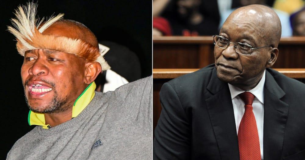 Edward Zuma, Jacob Zuma, Jacob Zuma's Son, Estcourt Correctional Services, Nkandla, KwaZulu-Natal
