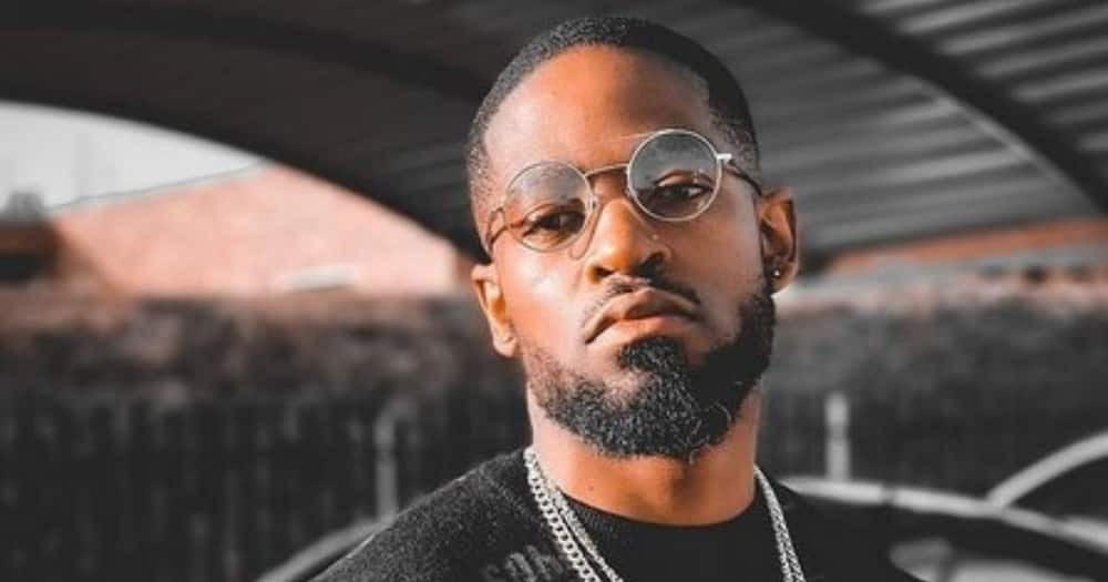 Prince Kaybee, turns down, young lady, hitting on him, reason