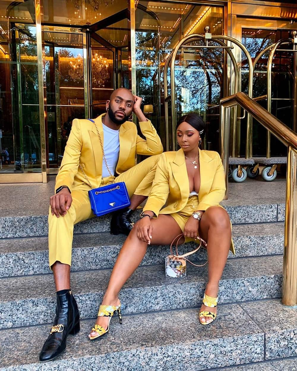 rich mnisi wife