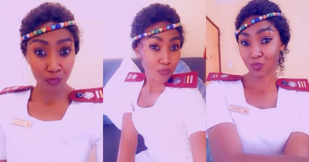 "Mzansi in awe of flawless nurse: ""I think I am sick"""