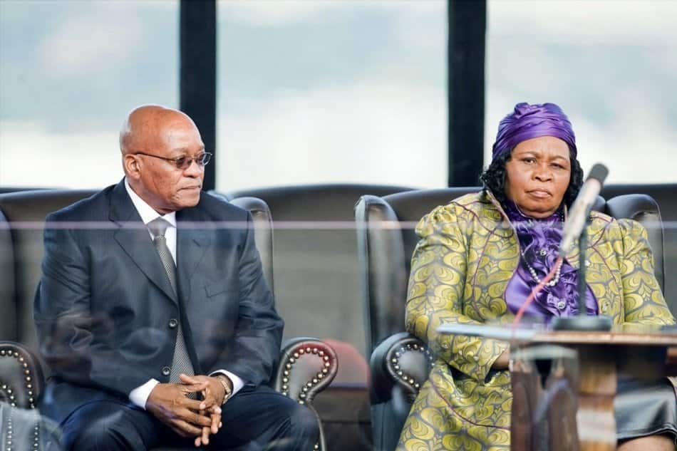 jacob Zuma's wives