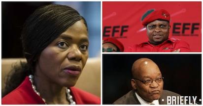 Thuli Madonsela on VBS scandal: EFF using Jacob Zuma-era ANC tactics