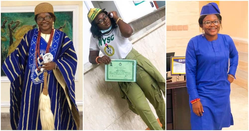 Female monarch Oluboropa of Iboropa becomes first tradition ruler to attend NYSC camp while on throne
