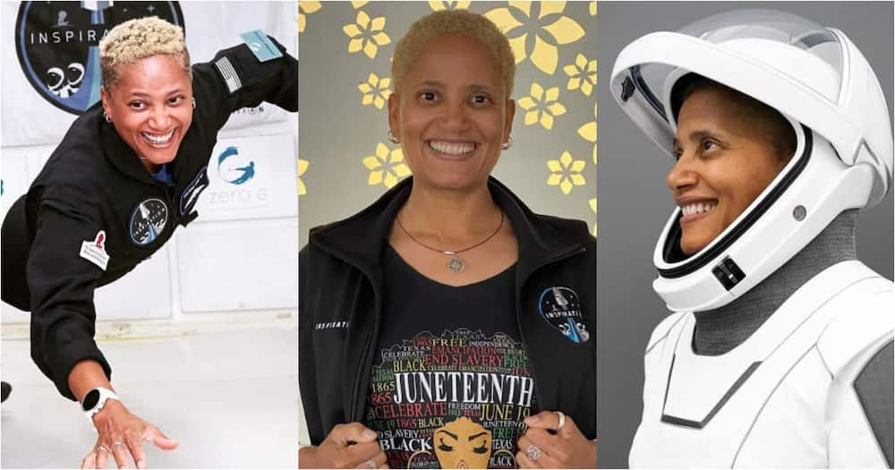Sian Proctor: African-American Doctor Becomes First Black Woman to Pilot a Spacecraft