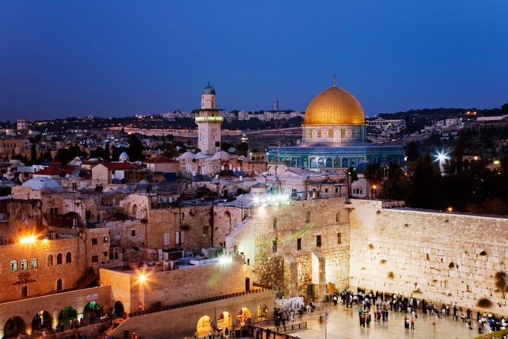who owns jerusalem now