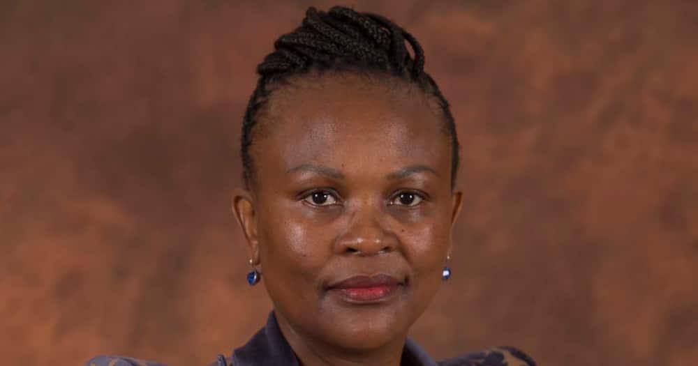 FNB closes accounts raising funds to help Busisiwe Mkhwebane- Report