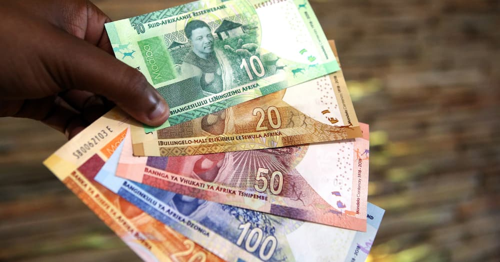 rand, dollar, violent protests, gauteng, kwazulu-natal, weakest level