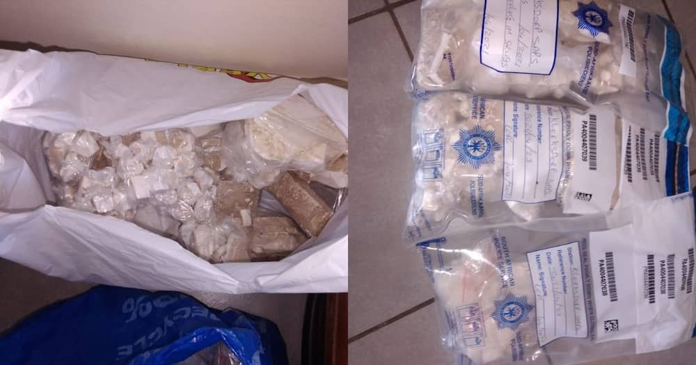 Police officer turns 10k bribe down, 1.5m worth of drugs confiscated