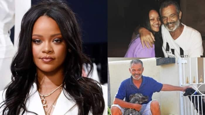 Rihanna buys dad ventilator after he tested positive for Covid-19