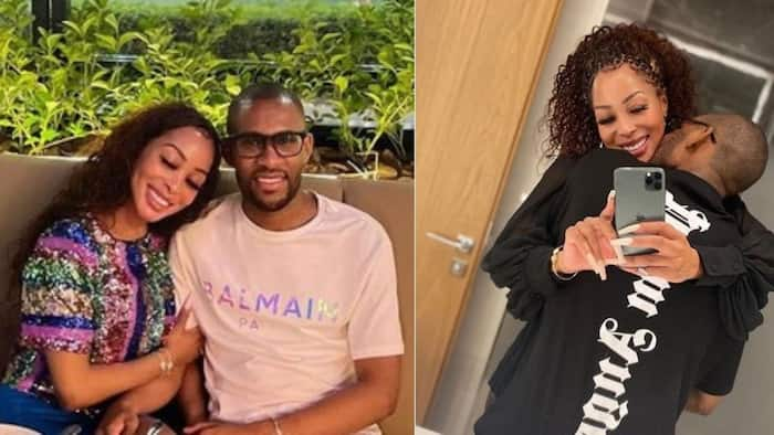 What a bae: Kudzai Mushonga pens special message on Khanyi Mbau's birthday