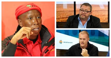 AfriForum to seize EFF and Malema's movable assets over R300k debt