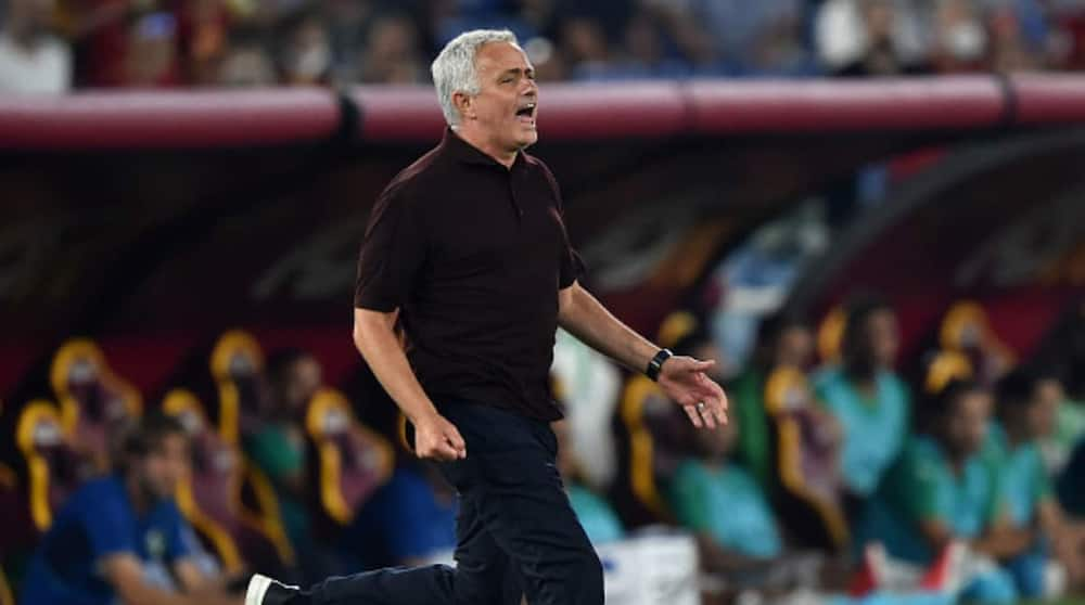 Legendary Manager Jose Mourinho Delivers Stunning Remarks After Celebrating Roma's Late Winner Like a Kid