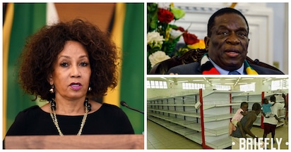 South Africa ready to help troubled Zimbabwe when they ask - Lindiwe Sisulu