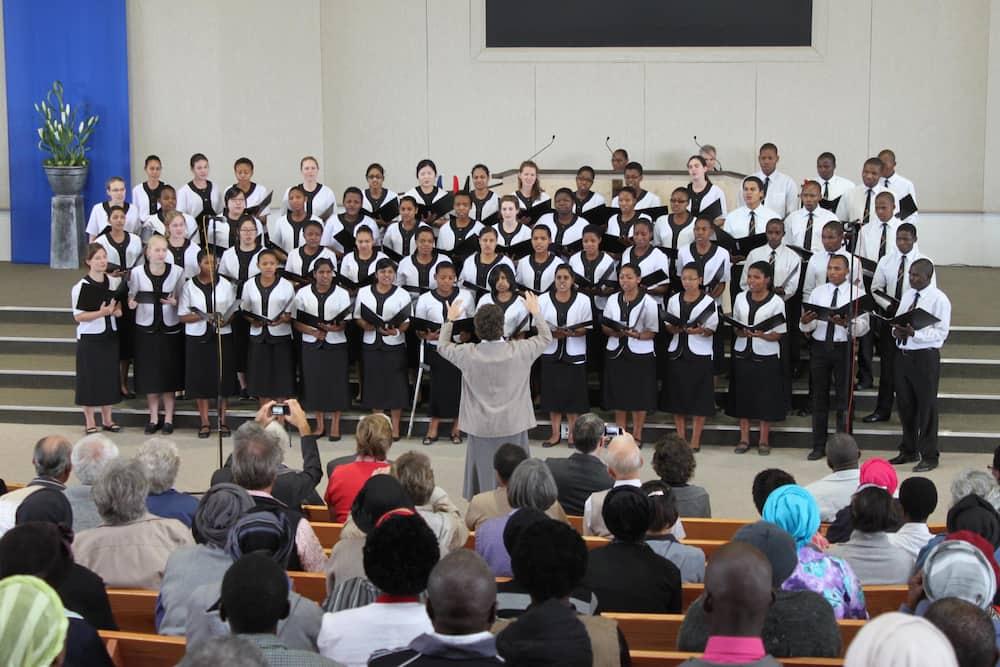 KwaSizabantu Mission choir
