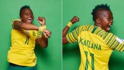 Banyana Banyana star Thembi Kgatlana lands new gig with Atletico Madrid