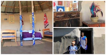 Sharing Xhosa life with the world: Thandi's Khaya welcomes all