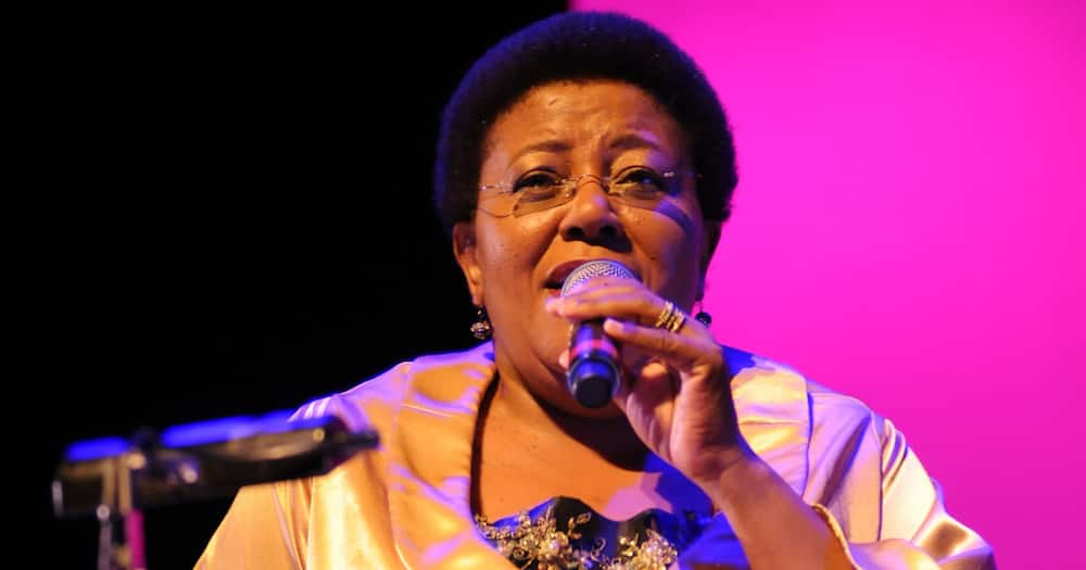 The Late Sibongile Khumalo Awarded an Honorary Doctorate in Music by Wits