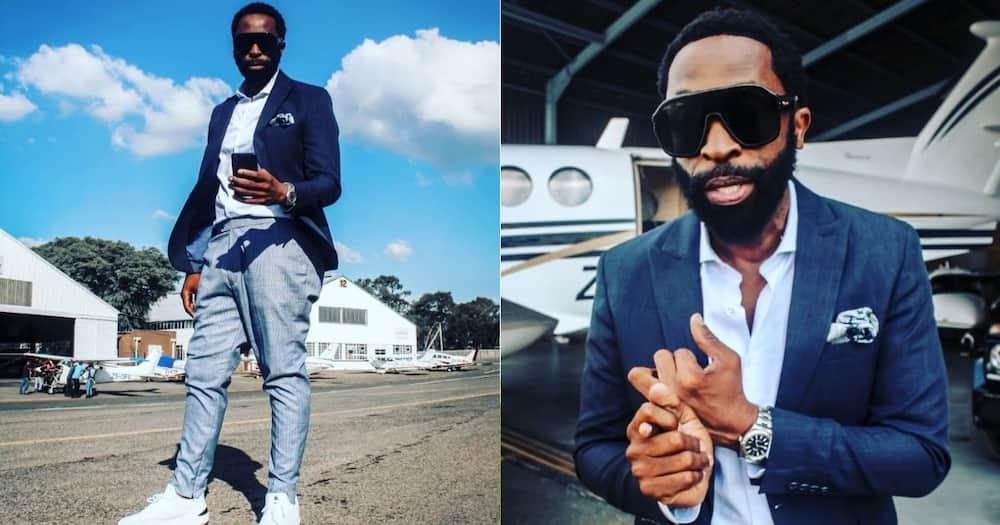 DJ Sbu sells MoFaya on highway, South Africans have mixed reactions