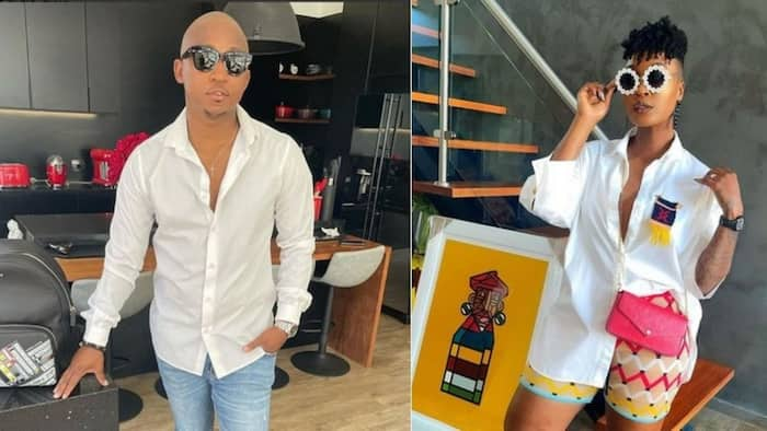 Khuli Chana shows Lamiez Holworthy support after being trolled by a hater