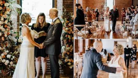 Man loses his memory to Alzheimer's, decides to marry his wife for the 2nd time
