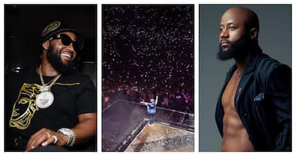 Cassper Nyovest's #FillUp is the most successful solo series in the world