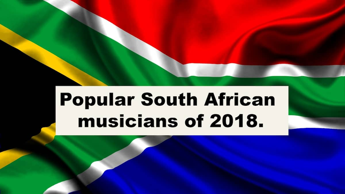 List of Top Famous SA (South African) Musicians 2018 - 2019