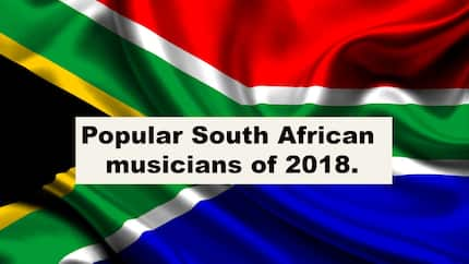 Top South African singers 2018