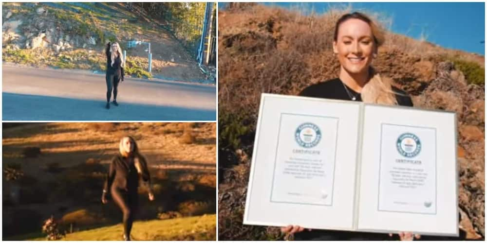 31-Year-Old Lady Spends N45m, Becomes the First and Fastest Person to Travel to Every Country in the World