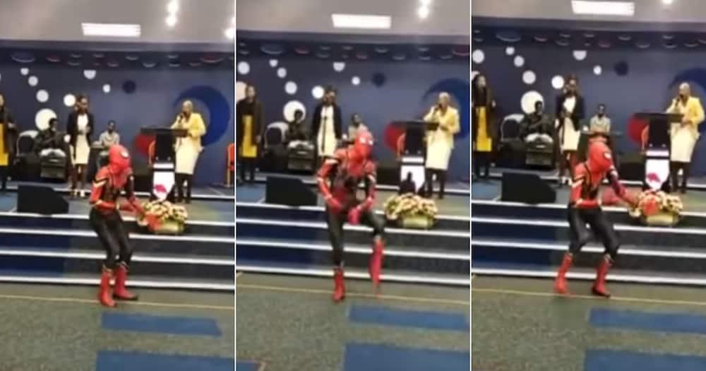 Holy Superhero: Spider-Man Rocks Local Church, Mzansi in Stitches