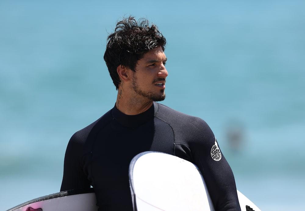Gabriel Medina of Brazil