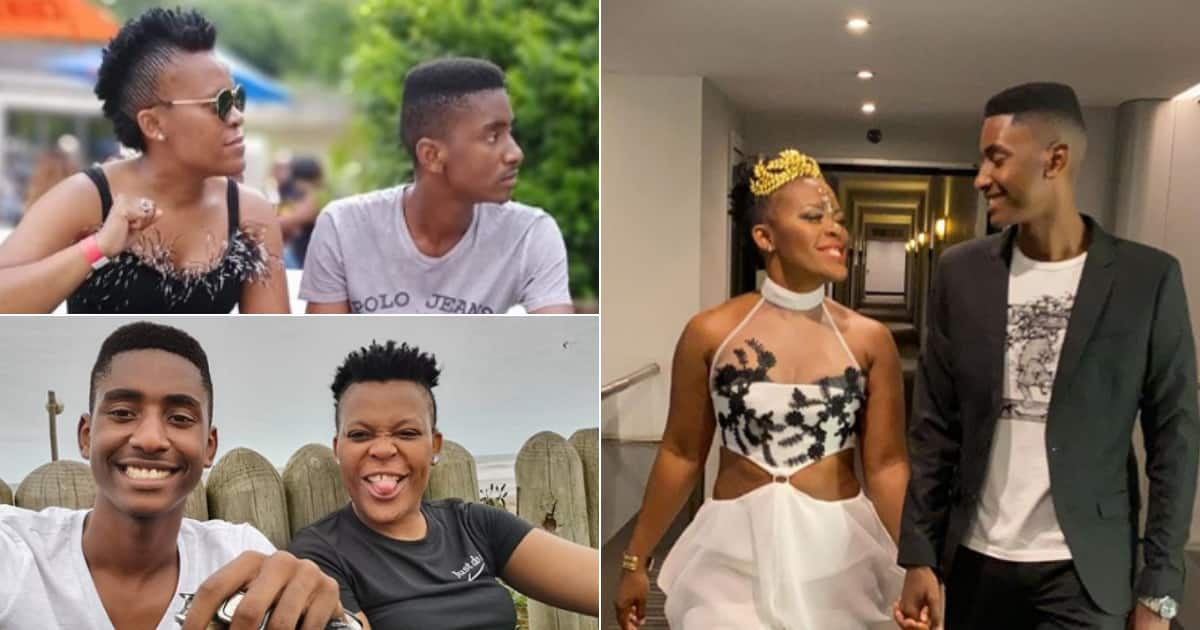 Zodwa Wabantu and her man are still in love and going strong - Briefly.co.za