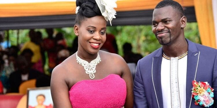 Radio presenter loses wife to cancer 2 years after their colourful wedding