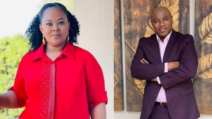 'Uthando Nesthembu': MaYeni's son Mnini steals the show with business talk