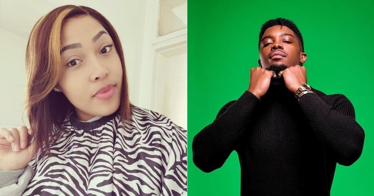 Simz Ngema Thanks Baby Daddy Tino Chinyani for Being Good to Her