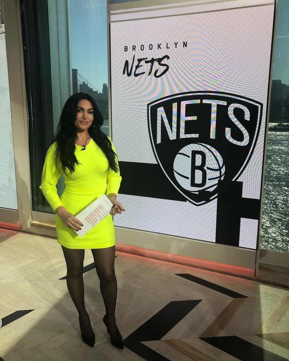 Things you didn't know about Molly Qerim
