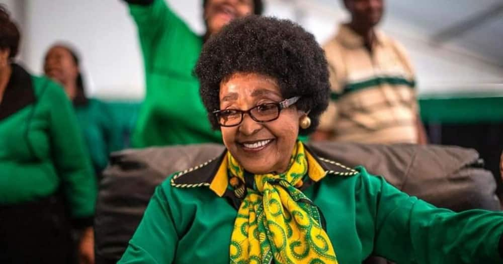 Public asked what they think of renaming road about Winnie Madikizela-Mandela