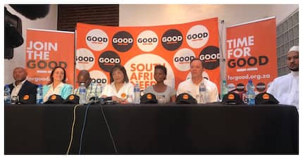 Patricia de Lille unveils new party, Good, to mixed reactions