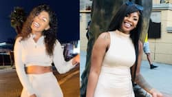 """Lady shows off 'spoils' from bae and SA wants her man: """"Tag him, please"""""""