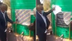 """""""Madness"""": Clip shows water tank delivered to a rural community, SA not underwhelmed"""