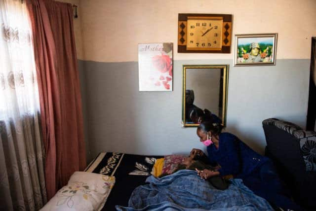 Kolisi Foundation raises money for paraplegic teen after gang violence