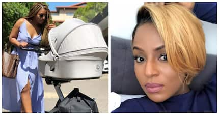Jessica Nkosi wishes her late father could have met her daughter