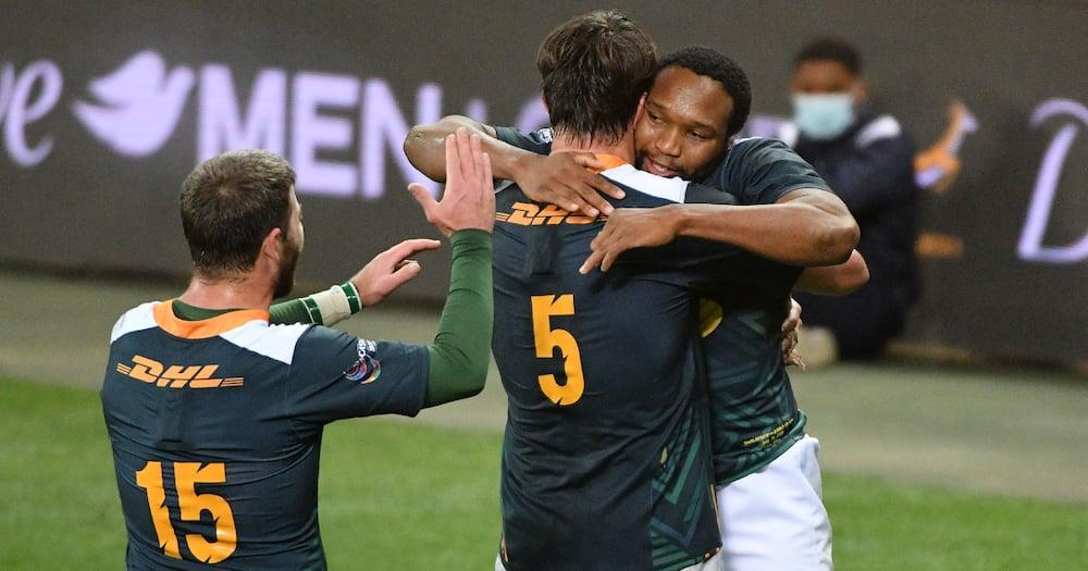 Springboks, British & Irish Lions, Cape Town stadium, win, 17-13