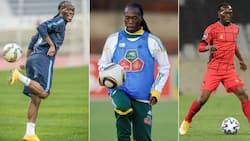 A look at former Bafana Bafana star Reneilwe Letsholonyane's highlights & achievements