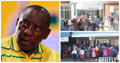 Ramaphosa denies having any knowledge or being warned of looting at VBS