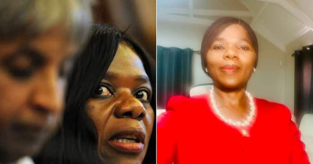 Thuli Madonsela has joined the calls for Adam Habib's reinstatement and slam racism claims. Image: Twitter