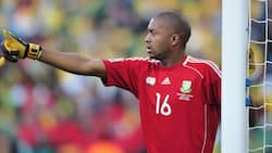 Itumeleng Khune will retain the No.1 starting goalie spot at Kaizer Chiefs, club believes in him