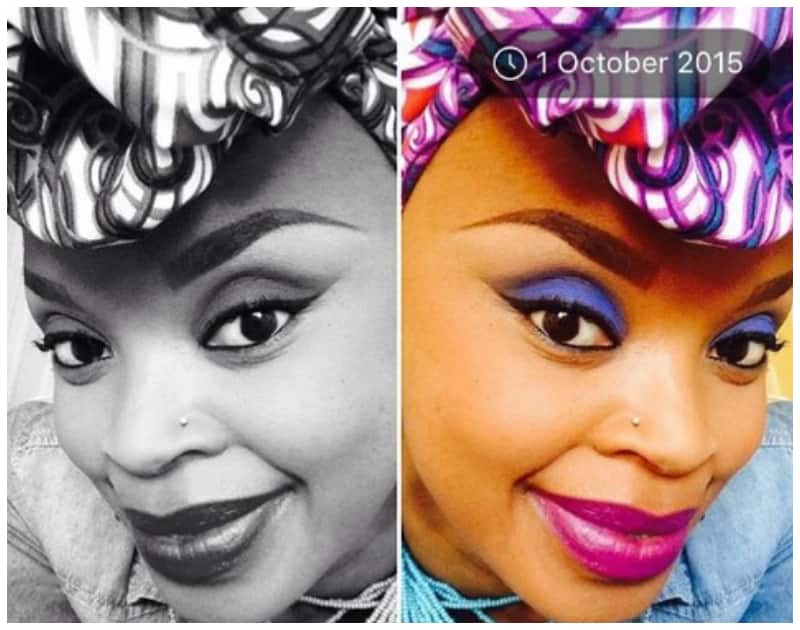 Zoleka Mandela reflects on haters from 2015: 'They were so right'